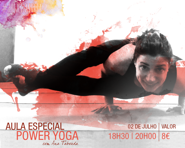 aula power yoga